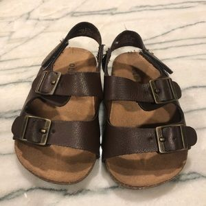 Old Navy baby sandals size 6-12 months